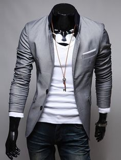Hot Sale Designer Men's Clothing Outerwear Blazer Style Mens Suits#MS330-in Blazers from Apparel & Accessories on Aliexpress.com