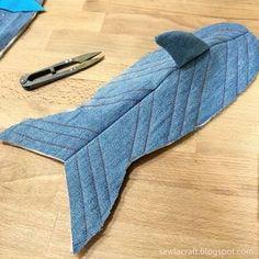 Shark Pencil Case - Fun Zipper Pouch - Unique Kids Gift Idea