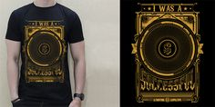 """""""i was a succesful"""" t-shirt design by Rooy AD"""