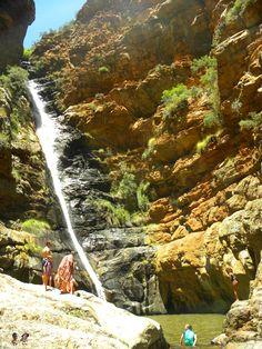 meiringspoort waterfall