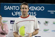 Martín Cuevas, campeón del Santo Domingo Open 2015