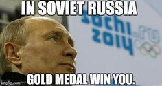 Is true. #Sochi