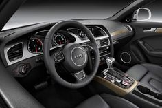 10 Stunning Audi A4 Allroad Quattro Steering Wheel Wallpaper