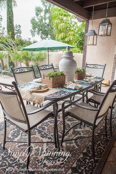 Outdoor Dining Room Inspiration