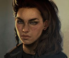 pheebs ~ Inquisitor Tyler Trevelyan