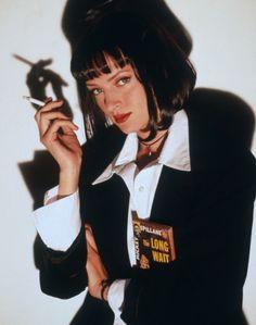 O figurino de Pulp Fiction e a nova coleção da Urban Decay