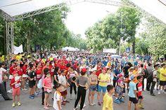 BBGV Annual Fun Run for Charity - The British Business Group Viet Nam