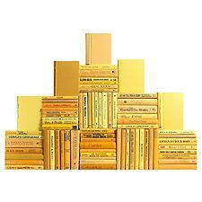 Yellow Book Wall, S/