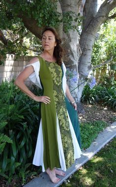 Woodland Renaissance Costume by runandtell on Etsy, $39.00