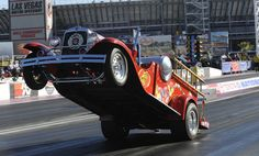 """The """"Jelly Belly"""" wheelstander at Las Vegas 2013"""
