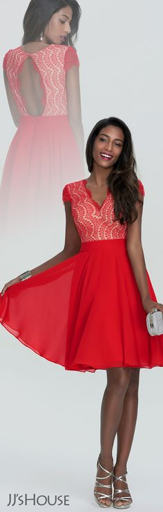 Such a wonderful dress! #JJsHouse #Homecoming dresses