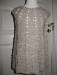 B-Gøje: Strikket kjole