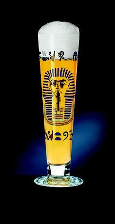 Beer Designed by Robert Wilson #Ritzenhoff