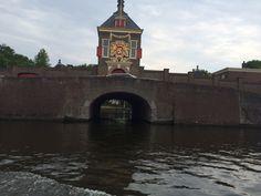Boattrip with the M&M thru Delft