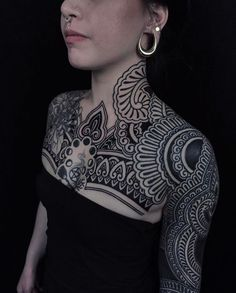@savannahcolleen Tattoo Ornamental Tattoo