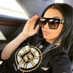India Westbrooks Pretty Girl Swag Shades Sunglasses Streetwear Urban Fashion Dope Style Trend