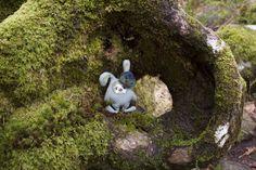 svetaol: В очень маленьком и очень древнем лесу