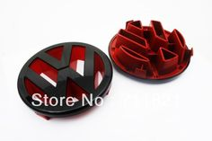 Cheap emblem chrome, Buy Quality emblems ford directly from China grill Suppliers:Devil style gloss black / red front grille VW emblem for Golf MK5 (do not fit GTI model)All clips are intacted