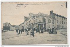 airaines place de la ville et rue de Oisemont