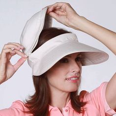 Womens Naples White Cotton Cap   Visor by Physician Endorsed. Buy it    ReadyGolf. fa32034fec7