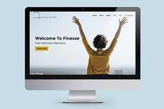 Finesse WooCommerce Theme by Organized Themes on @creativemarket
