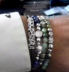 GIOIELLI UOMO LUXURY MAN BRACELET SILVER AND STONES LIMITED EDITION MADE IN TUSCANY ITALYhttps://shop.mariacristinasterling.it/categoria-prodotto/gioielli_limited_edition_luxury_man/