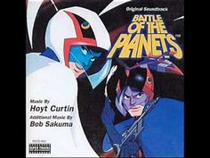 "Battle of the Planets opening theme! Battle of the Planets was the Americanized version of ""Science Ninja Team Gatchaman"" and watching the show on Saturday mornings represented my first exposure to anime. n_n"