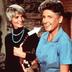 """I saw Ann B. Davis today - recently known for playing housekeeper Alice Nelson on the '70s TV series """"The Brady Bunch."""""""