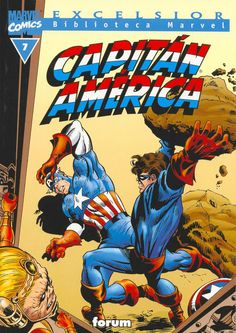 Capitán América  nº 7