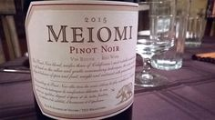 The Meiomi Pinot Noir 2015is listed on theDecember 10th Wine Buying Guideand I have to say I think it is definitely worthy of our well-researched list. A really subtle berry aroma is followed by…