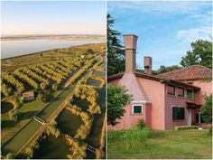 A private Italian island near Venice is available to rent on Airbnb Local Seafood, In Plan, Italy Travel, Adventure Time, Acre, Venice, Travel Tips, Island, Outdoor