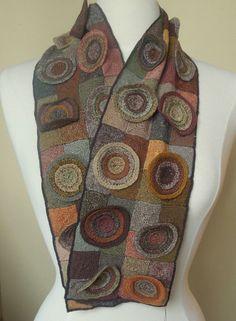 Hybri scarf - Sophie Digard crochet