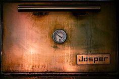 Josper Charcoal oven #labrasse