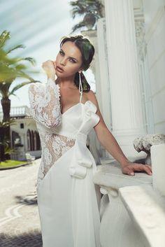 e55cd2dd2ad2 Glamour e sexy l Abito da Sposa in stile sirena