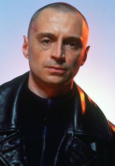 Robert Carlyle as Renard in THE WORLD IS NOT ENOUGH (1999).