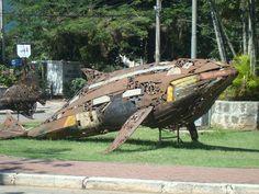 Whale. ilhabella, Brazil.