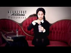 Wednesday Addams Makeup Transformation Tutorial (Movie-Accurate)