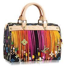 """Louis Vuitton """"Color Fringe"""" bag."""