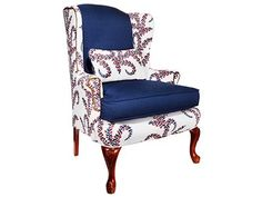 Rehabbed and Reupholstered Chairs