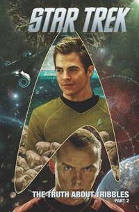 Comic Review: Star Trek #12