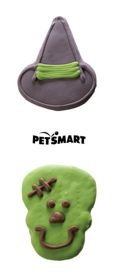 This #Halloween, we're all treats and no tricks! Try these deliciously spooky pet snacks!