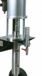 Pompa Airless pneumatica a pistone inox VTN 401 40:1 - G.B.V.   Airless / Airless pump pneumatic piston 40:1 - GBV airless