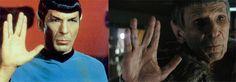 "Leonard Nimoy, o eterno Spock de ""Star Trek"" morre aos 83 anos"