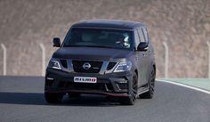 2016 Nissan Patrol NISMO Black 17