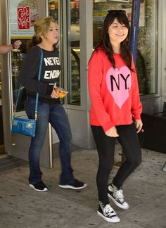 """Jennette McCurdy Photo - The Cast of """"iCarly"""" Out in NYC"""