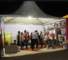 O Shopping Litoral Atacadista esteve presente no evento: Festa das nações em Cedral
