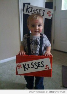 Une idée de déguisement pour enfant super mignonne ! On craque totalement !
