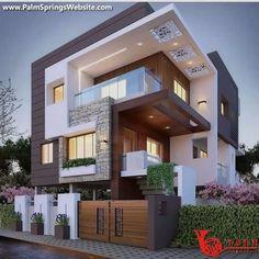 Bungalow House Design, House Front Design, Architecture Résidentielle, Architecture Geometric, Amazing Architecture, Computer Architecture, Chinese Architecture, Commercial Architecture, Architecture Portfolio