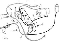 Image result for john deere lt155 deck belt diagram
