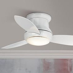 66 casa delta wing xl bronze led ceiling fan delta wing ceiling 279 44 minka aire concept ii white hugger ceiling fan mozeypictures Choice Image